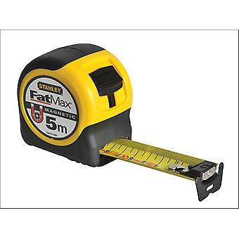 Stanley STA033864 FatMax BA Magnetic 5m Tape Measure 0-33-864 FMHT0-33864