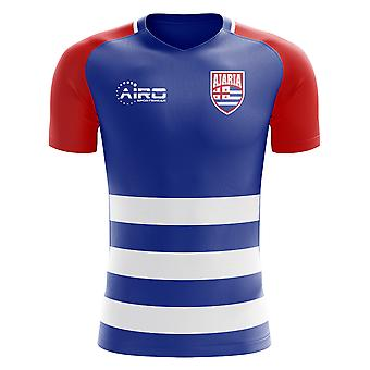 2018-2019 Ajaria Home Concept Football Shirt