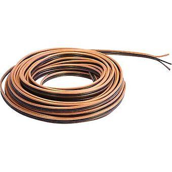 Strand 3 x 0.14 mm² Light brown, Black, Dark brown BELI-BECO