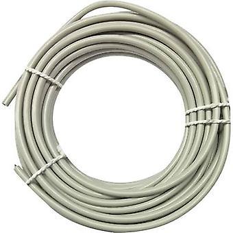 Kopp 165325046 Phone cord J-Y(ST)Y 2 x 2 x 0.60 mm² Grey 25 m