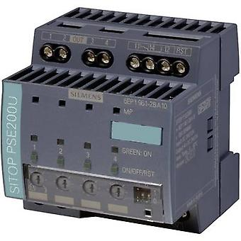 DC/DC converter Siemens 6EP1961-2BA21 10 A No. of outputs: 4 x