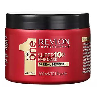 Revlon Uniq One Mask Super10R 300 ml (Hair care , Hair masks)