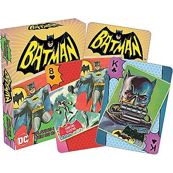 Batman Classic Tv Series Set Of 52 Playing Cards
