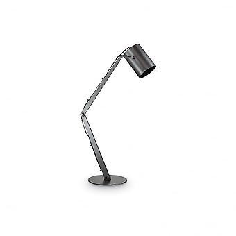 Ideal Lux Bin Table Lamp Black