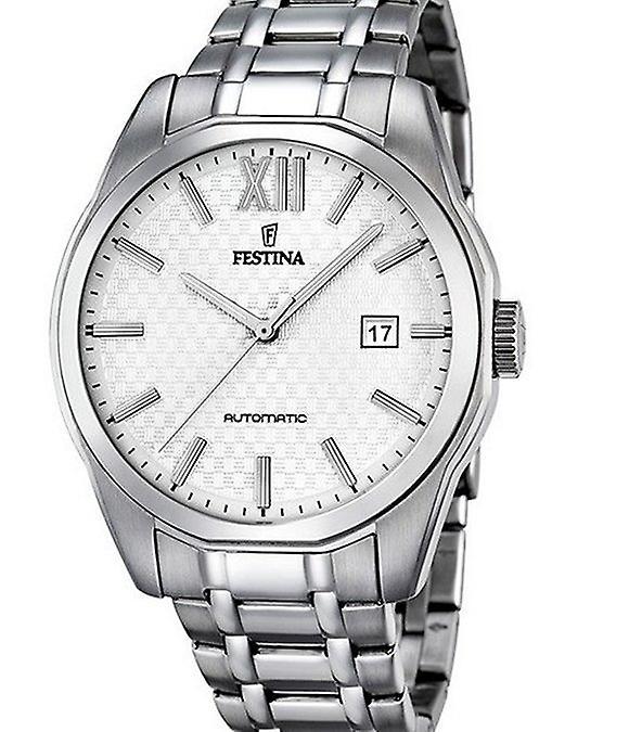 Festina mens watch retrograde automatic F16884-2