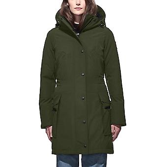Canada Goose Women's Kinley Parka - Military Green