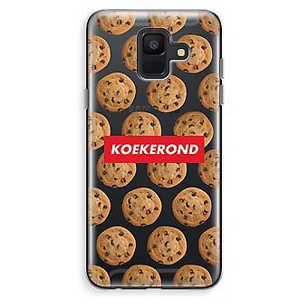 Samsung Galaxy A6 (2018) Transparent Case (Soft) - Koekerond