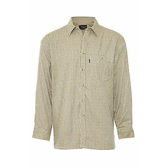 Champion Mens Cartmel Fleece Lined-Padded Shirt (Pack of 2)