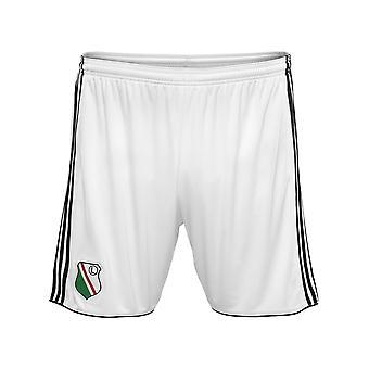 アディダス Legia ワルシャワ H 1819 BR6849 ジュニア サッカーすべて年女性のパンツ