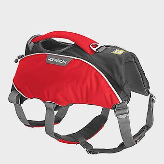 New Ruffwear Webmaster Pro Dog Harness Pet Accessories Red