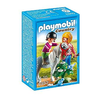 Playmobil 6950 Pony Rit