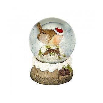 Ciel envoie Robin Snowglobe Noël