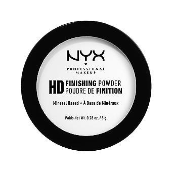 NYX Prof. Make-up High Definition Finishing Puder-transluzent
