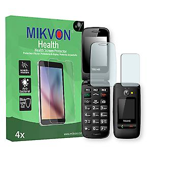 Emporia TELME X200 Screen Protector - Mikvon Health (Retail Package with accessories)