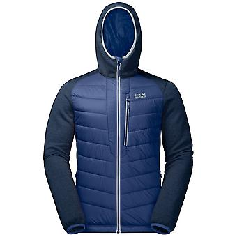 Jack Wolfskin Mens Skyland Crossing Fleece Jacket Windproof Breathable