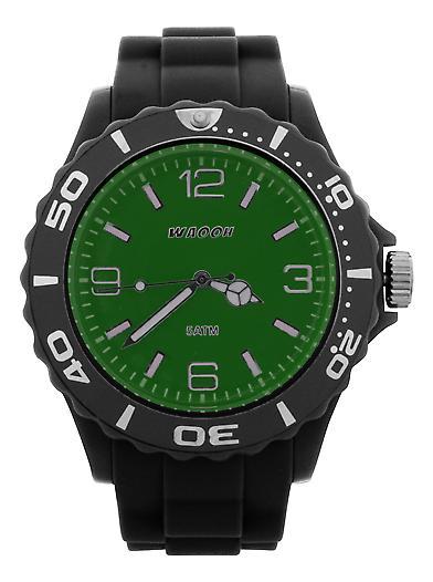 Waooh - MC42 Black Watch Dial Color &