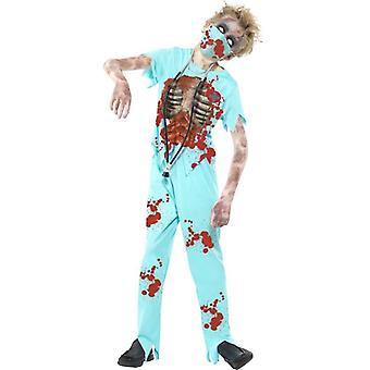 Zombie kostium chirurg