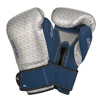 Century Brave Boxing Gloves Silver/Navy