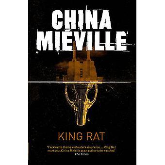 الملك الجرذ (إعادة طبع) بالصين ميفيل-كتاب 9780330534215