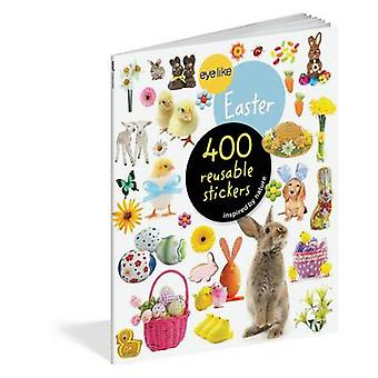 Eyelike Stickers - Easter by Workman Publishing - 9780761181835 Book