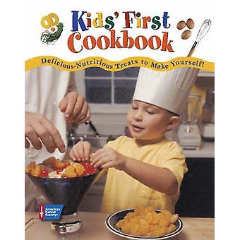 Kids erste Kochbuch - Delicious-nahrhafte behandelt um sich selbst zu machen! b