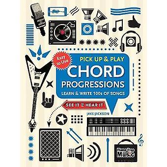 Chord Progressions (plocka upp och spela) - Lär dig & skriva 100s låtar av