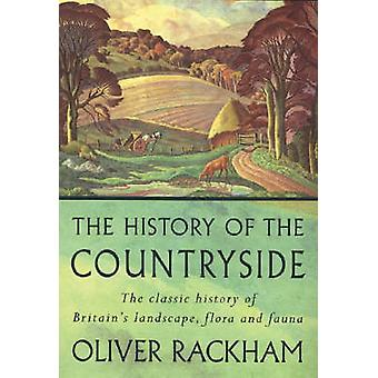 The History of the Countryside by Oliver Rackham - 9781842124406 Book