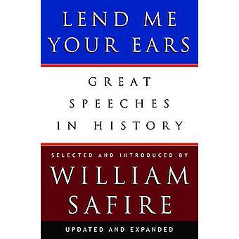 Empreste-Me seus ouvidos - grandes discursos da história (atualizado e ampliado ed