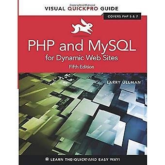 PHP en MySQL voor dynamische websites: visuele QuickPro gids