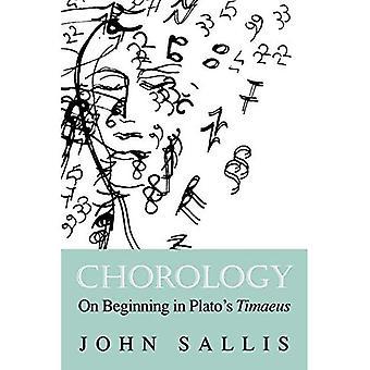 Chorology: Op begin in Plato's 'Timaeus' (Studies in het continentale denken)