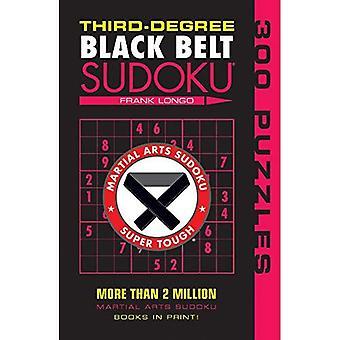 Third-Degree Black Belt Sudoku (Martial Arts Suduko)