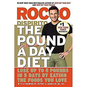 La sterlina una dieta di giorno: perdere fino a 5 chili in 5 giorni di mangiare i cibi che amate