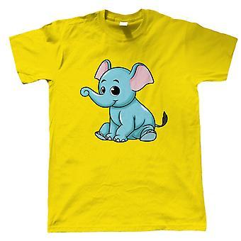 Baby elefant, Mens T-skjorte | Gjesteartist JG
