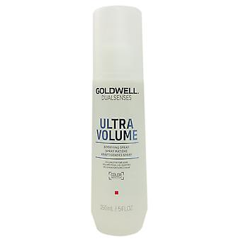 GOLDWELL dual zintuigen ultra volume Bodifying spray 150 ml stevige serum TOP