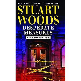 Desperate Measures (Barrington Pierre roman)