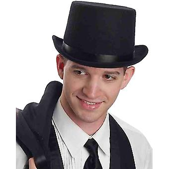 Top Hat Black Deluxe For Adults