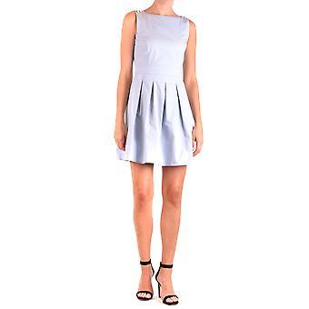 Blugirl Blumarine Light Blue Cotton Dress