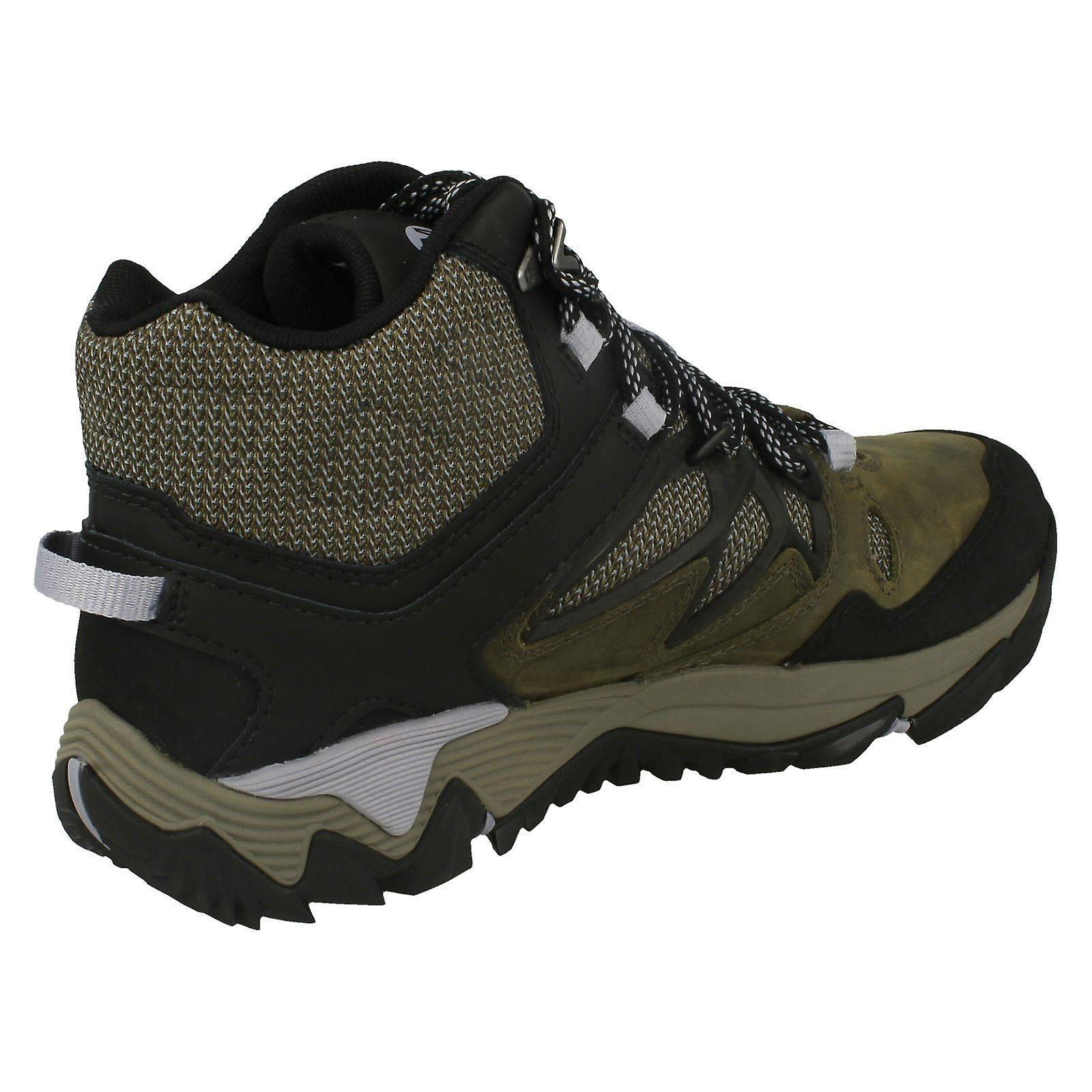 Ladies Merrell Casual Gore-tex Walking Boots All Out Blaze 2 Mid