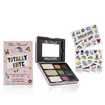 Too Faced Totally Cute Sticker Eye Shadow Collection - 11.4g/0.39oz