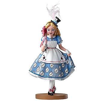 Disney Haute Couture Alicja w krainie czarów 65-lecie Masquerade figurka