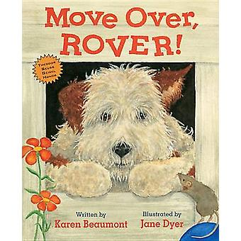 Move Over - Rover! by Karen Beaumont - Jane Dyer - 9780544809000 Book