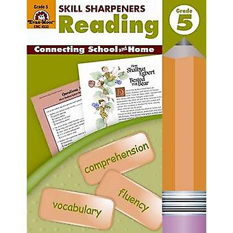 Skill Sharpeners Reading - Gr 5 by Evan-Moor Educational Publishers -