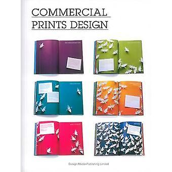 Commercial Prints Design by Minas Kosmidis - 9789881296634 Book