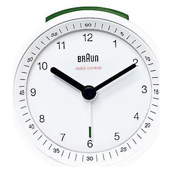 Reloj despertador marrón BNC007WH-RC-66010