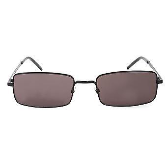 Saint Laurent SL 252 001 56 Rectangular Sunglasses