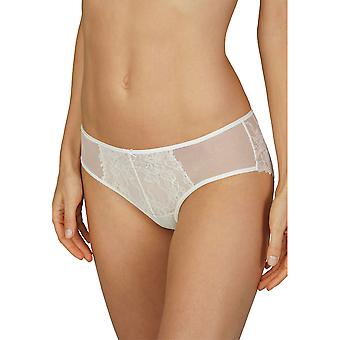 Mey Women 79048-5 Women's Fabulous Champagne Off-White Lace Underwear Brief Hipster