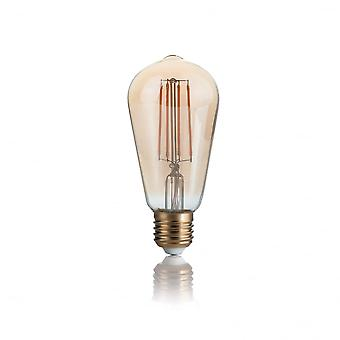 Ideal Lux Light Bulb Vintage E27 4W Cono