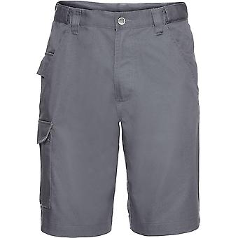 Russell - Polycotton Twill Workwear Herren Shorts