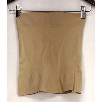 Schlanke 'N Lift Pullover Stretch stricken Beige Shaper