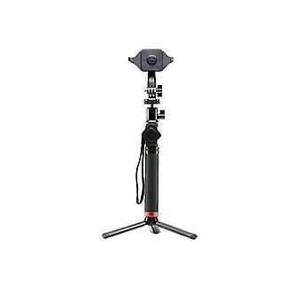 Crosscall x-stick multifunción palo telescópico para selfie negro
